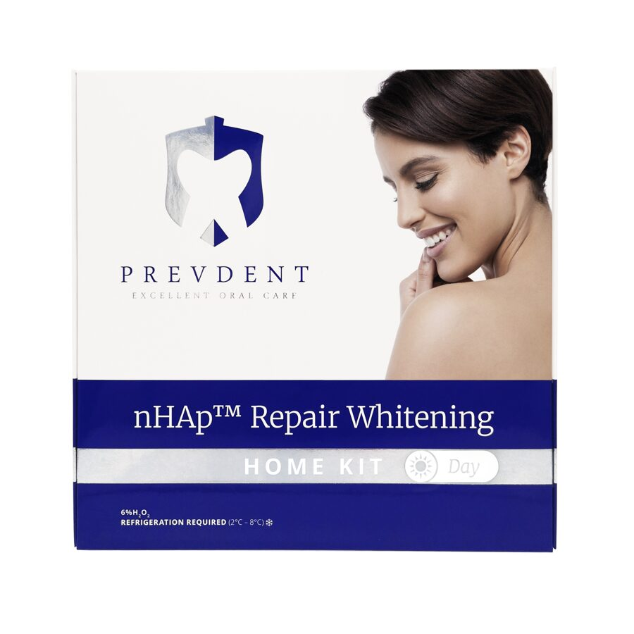 PrevDent teeth whitening home kit DAY