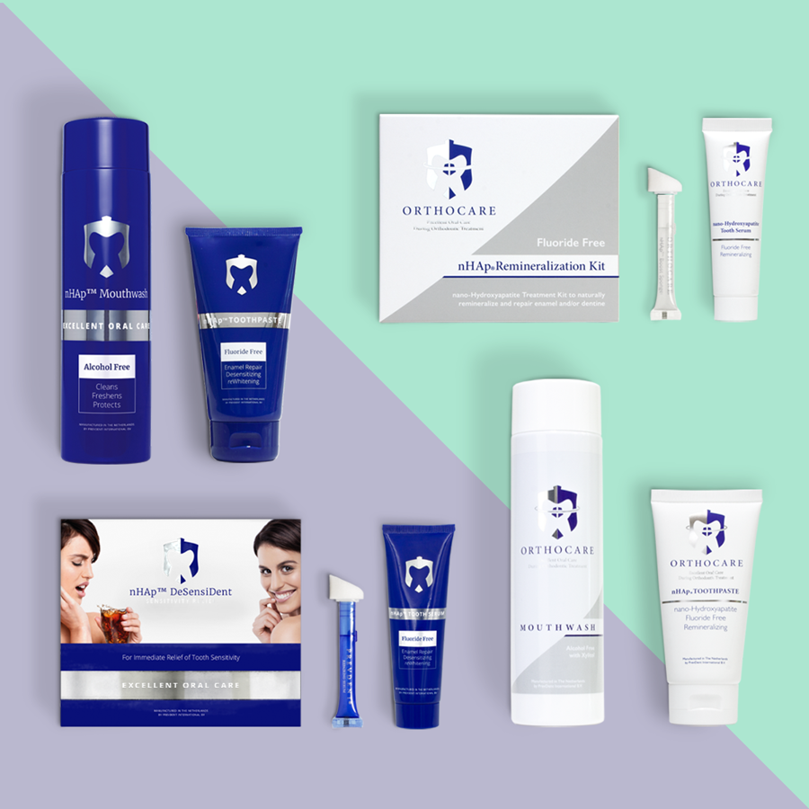 Professional teeth repairing products PrevDent